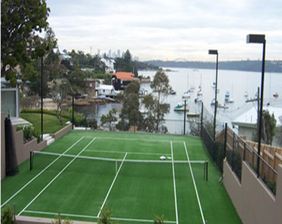 All grass sports surfaces home for How to build a sport court